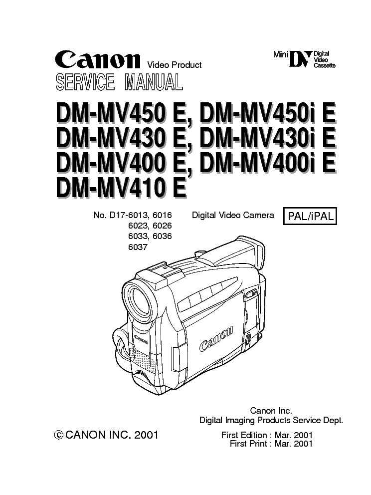 canon mv400 manual pdf