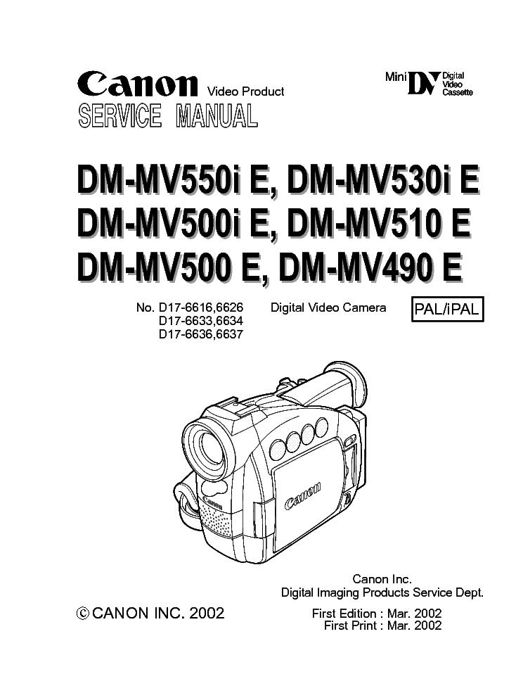 canon ip7250 service manual pdf