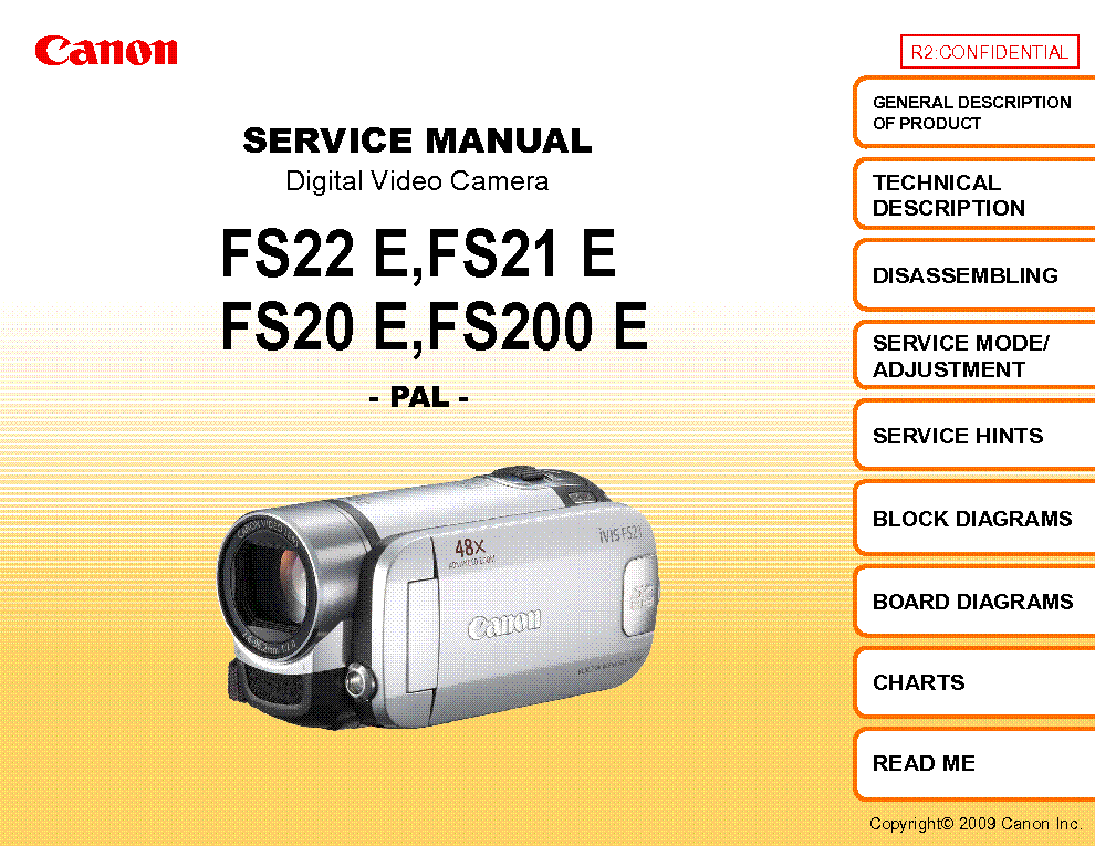 canon fs200 manual daily instruction manual guides u2022 rh testingwordpress co Canon FS200 Manual Owners Canon FS100 Camcorder