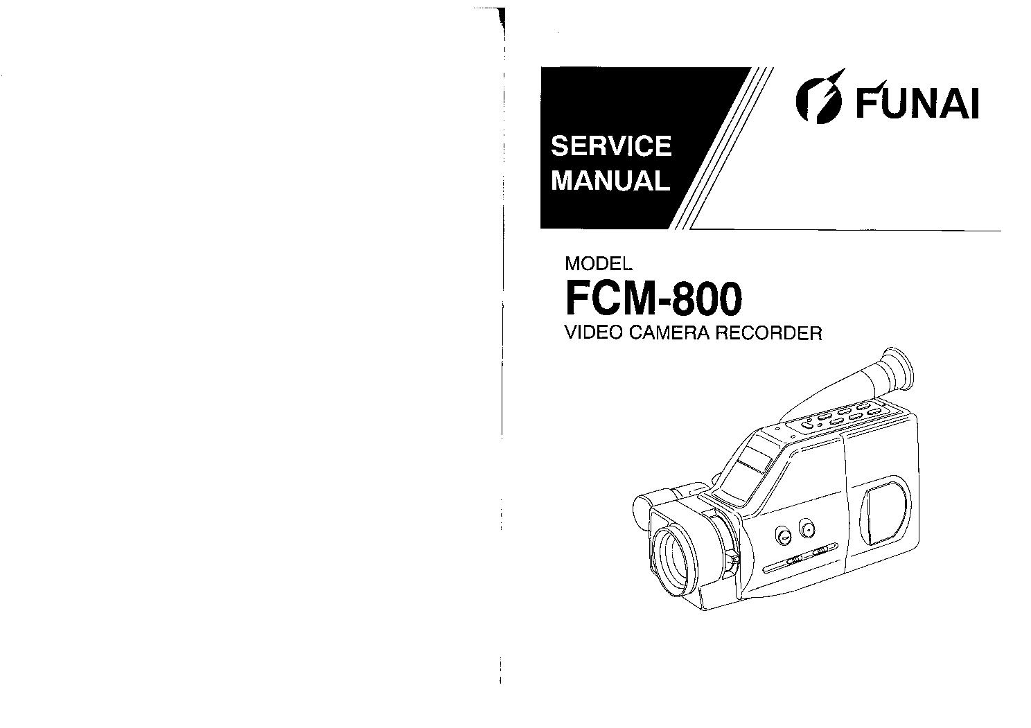 funai fcm 800 sm service manual download schematics eeprom repair rh elektrotanya com Vacuum Cleaner Manual