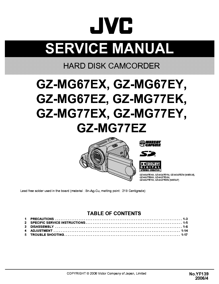Tohatsu Outboard Parts - Service Manuals