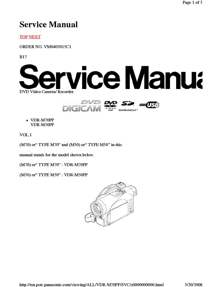 panasonic dmc tz3 dmc tz2 series sm service manual download rh elektrotanya com