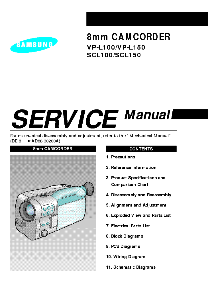 samsung service manual free download