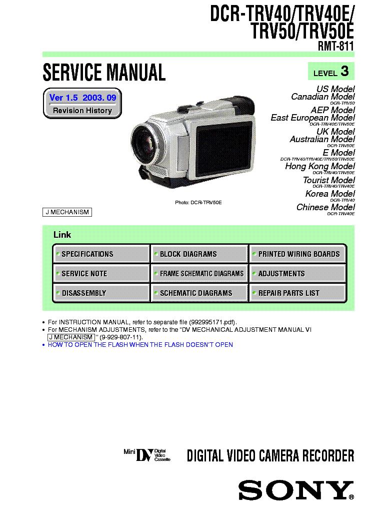 SONY DCR-TRV50 TREIBER WINDOWS 7
