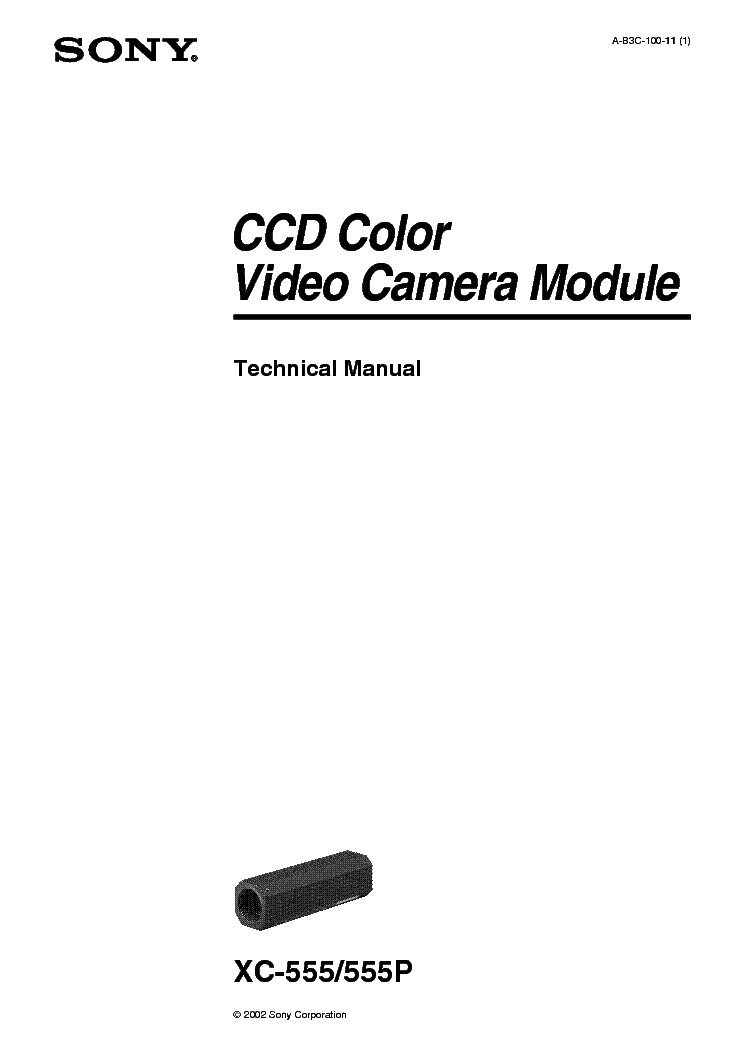 Download free pdf for sony dxc-d35 camcorders manual.