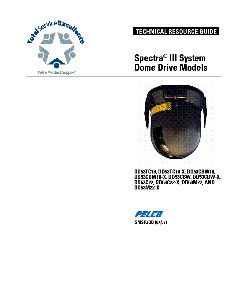 pelco_spectra_iii_dome_drive_models_sm.pdf_1 pelco spectra iii dome drive models sm service manual download pelco spectra iii wiring diagram at honlapkeszites.co