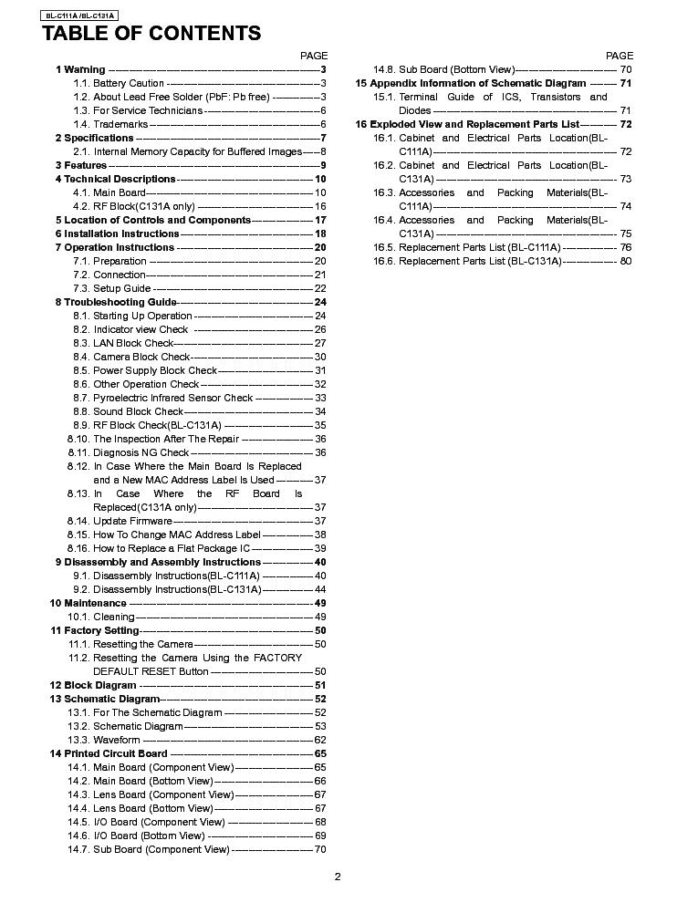 PANASONIC BL-C131A WINDOWS 7 64BIT DRIVER DOWNLOAD