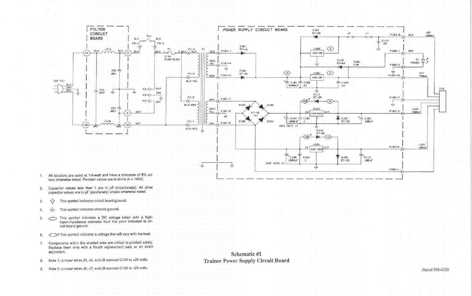 HEATHKIT ETW-3800 MICROPROCESSOR TRAINER WITH ETC-8085 CPU MODULE SCH AND  MANUAL service