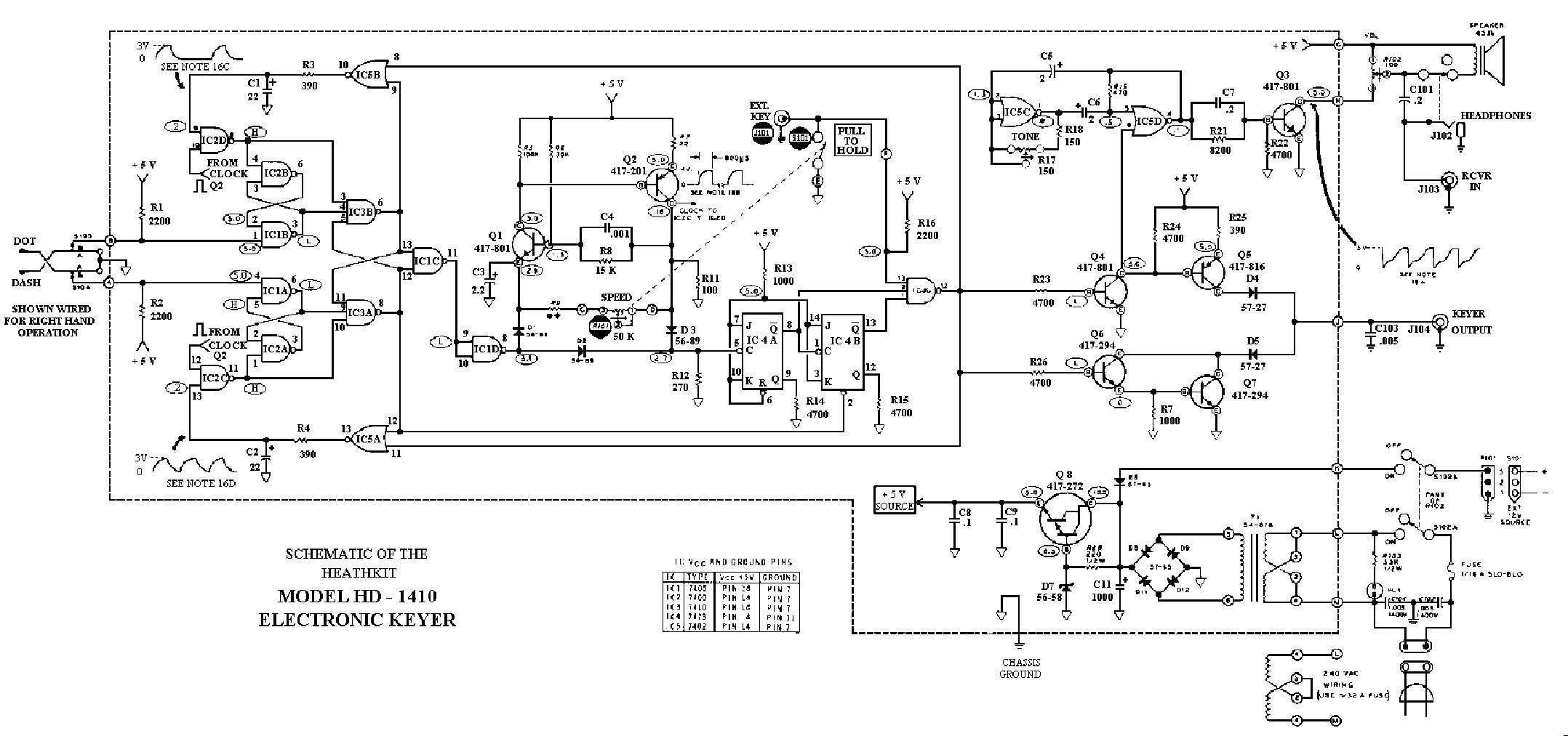 heathkit hd-1416 manual pdf