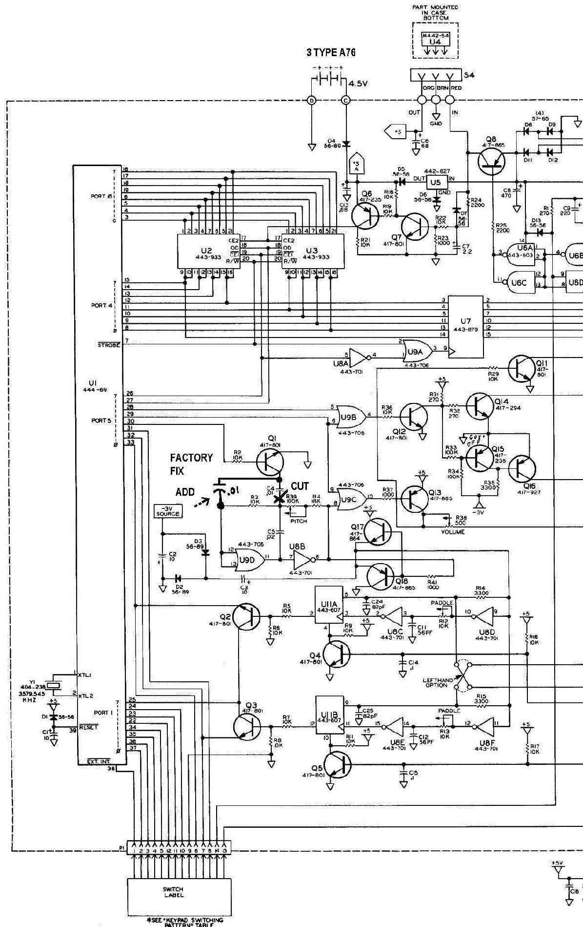heathkit gd 600 photoelectric light switch sch service manual rh elektrotanya com Heathkit Schematics Heathkit 10 12 Manual