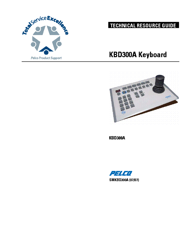 pelco kbd300a keyboard sm service manual schematics pelco kbd300a keyboard sm service manual schematics eeprom repair info for electronics