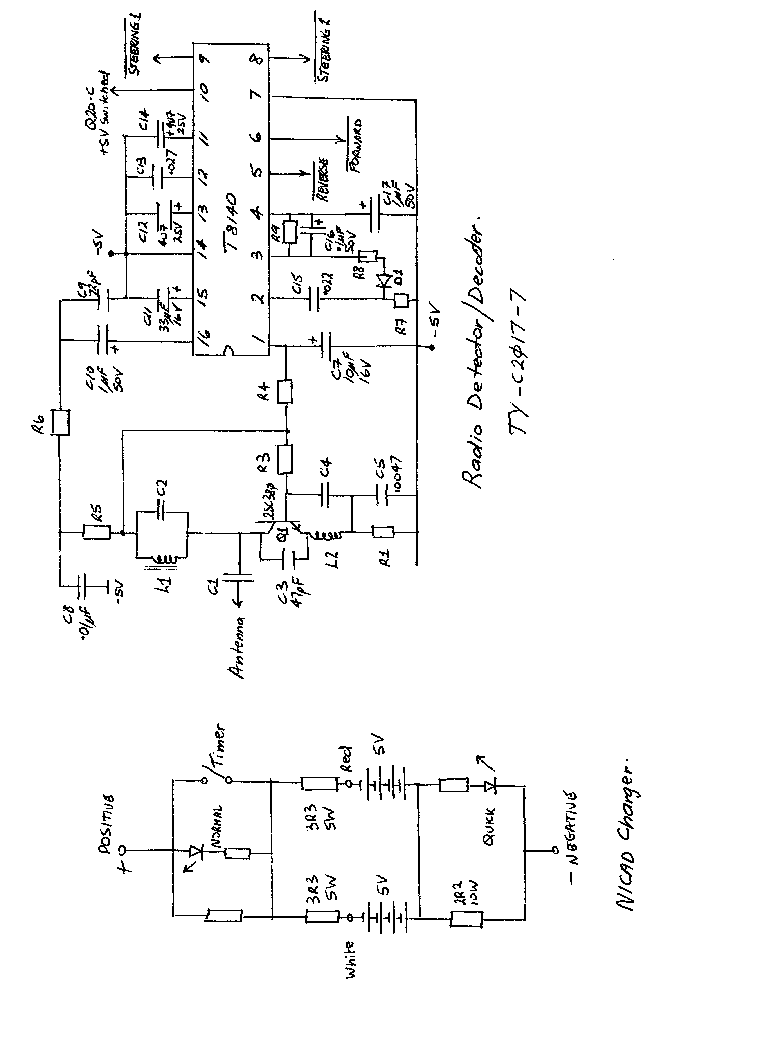 Rc Car Schematics - Wiring Diagram Filter