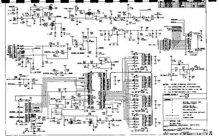 Zetron M19 Controller Wiring Diagram
