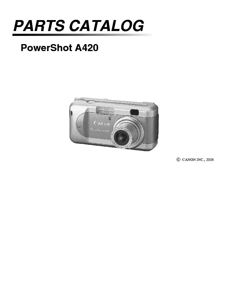 canon powershot sd550 ixus 750 parts service manual download rh elektrotanya com Canon D60 Review Canon D60 Review