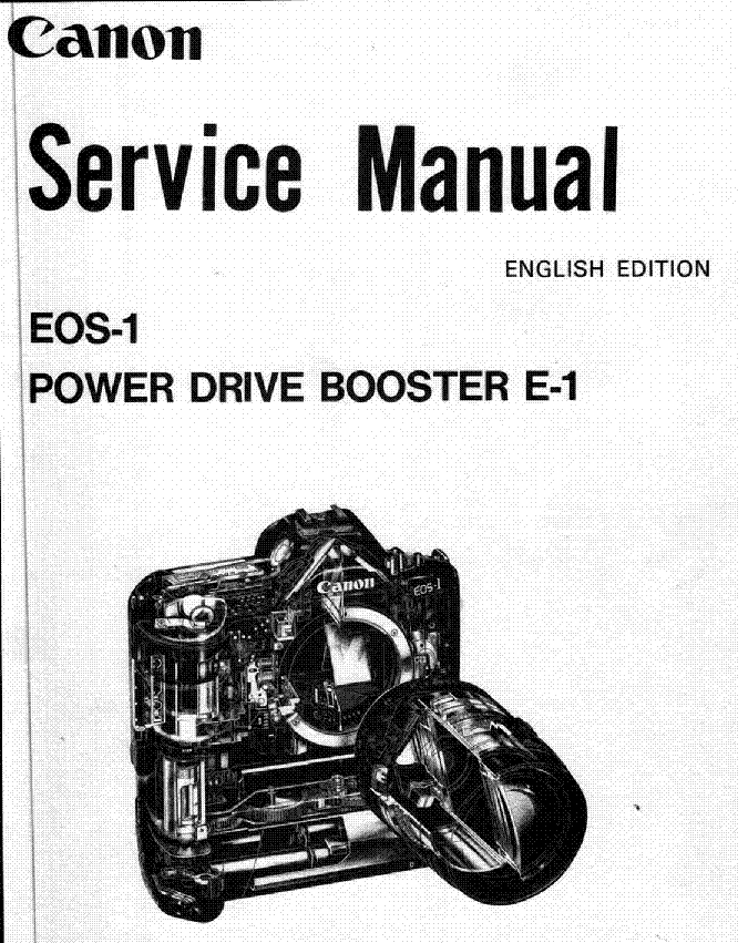 canon eos 100 100qd elan parts service manual download schematics rh elektrotanya com Canon EOS 1N HS PB Power Booster E2 Canon EOS Camera with Bodies3