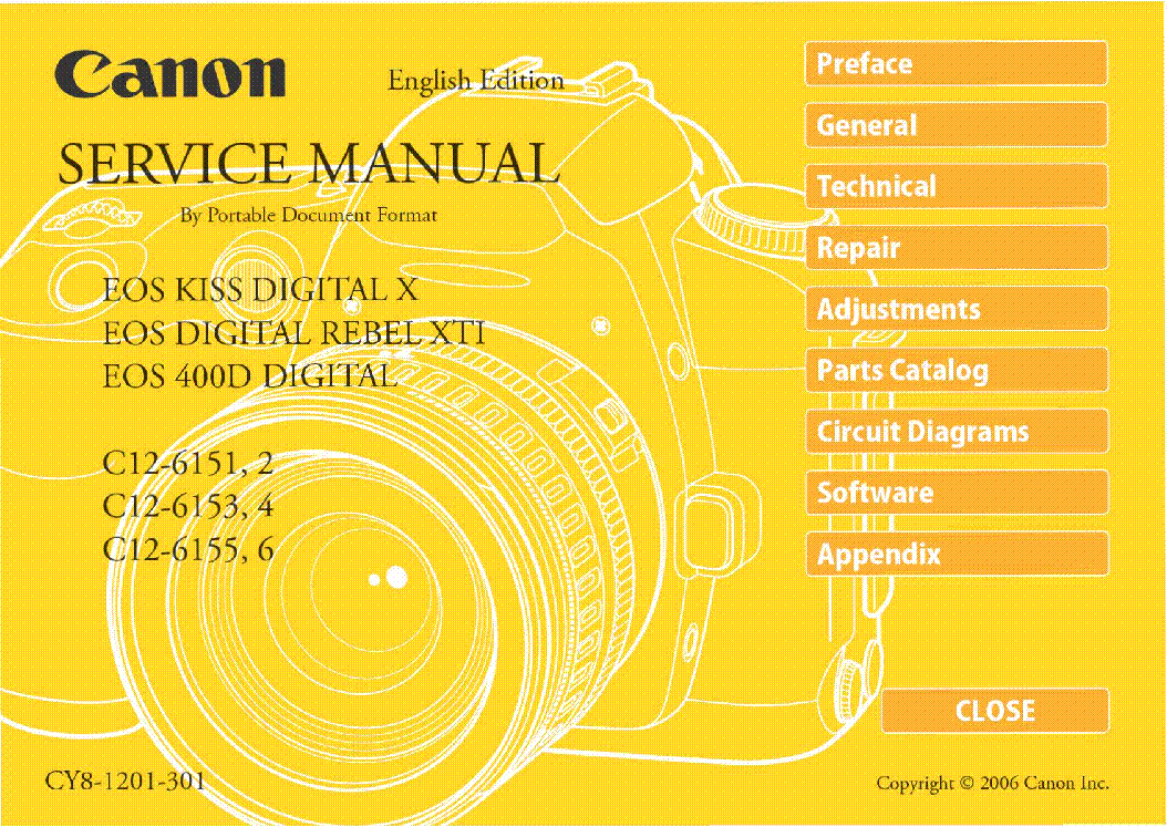canon powershot s2 is service manual