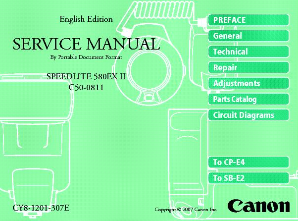 canon service manual 430ex open source user manual u2022 rh dramatic varieties com Panasonic TV Manual JVC Rear Projection TV Manual 6 183
