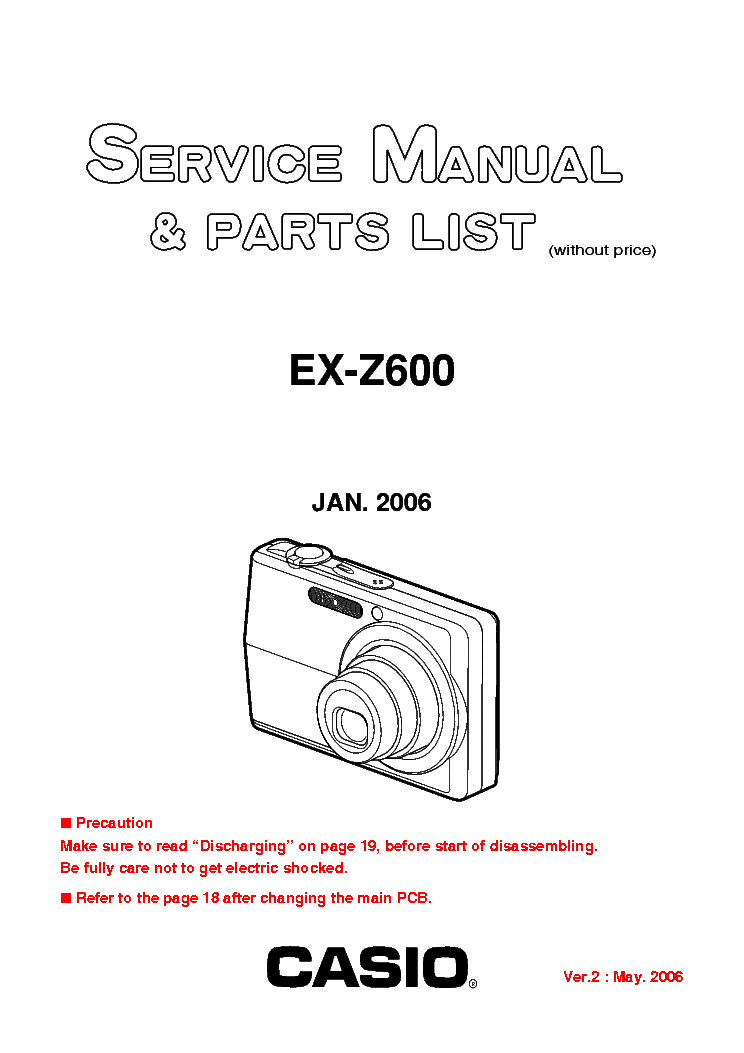 casio ex z600 sm service manual download schematics eeprom repair rh elektrotanya com Honda Z600 hp z600 workstation service manual