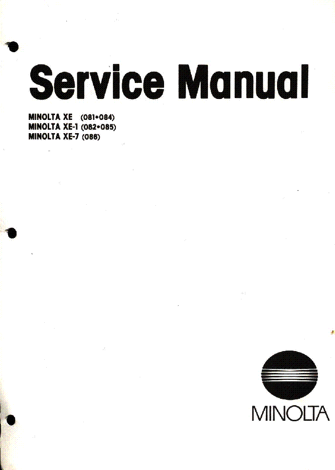 minolta xe xe 1 xe 7 service manual download schematics eeprom rh elektrotanya com Canon EOS 7D Photo Gallery Canon EOS 7D Kit