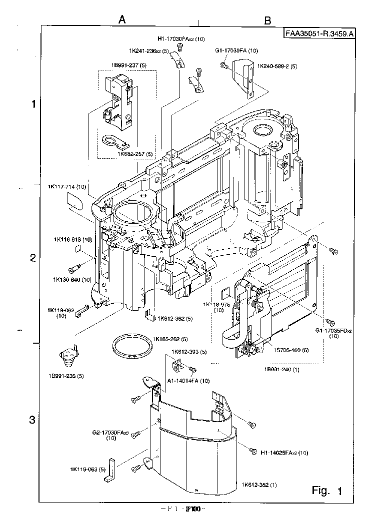 nikon f100 parts service manual download schematics eeprom repair rh elektrotanya com nikon f100 repair manual pdf Nikon F5