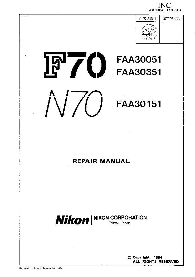 F801 Manual PDF Format