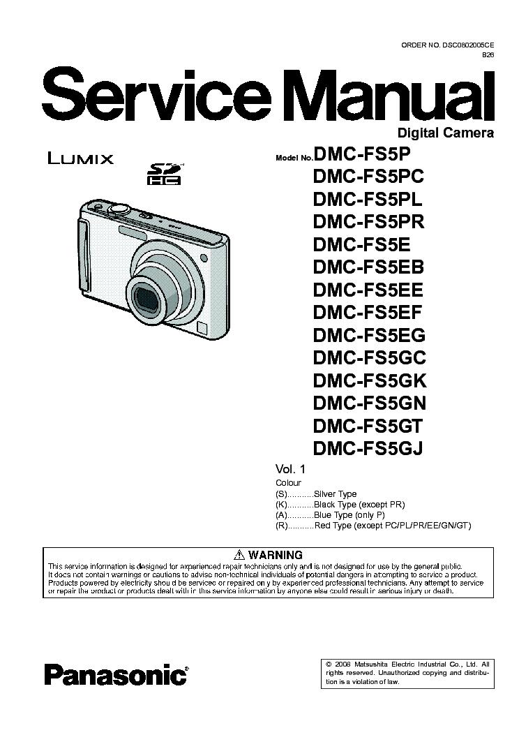 panasonic dmc fz28 service manual download schematics eeprom rh elektrotanya com Parts Manual Repair Manuals