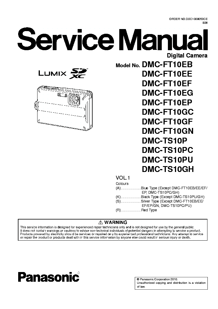 panasonic lumix dmc fx35 xx fz38 xx sm service manual download rh elektrotanya com