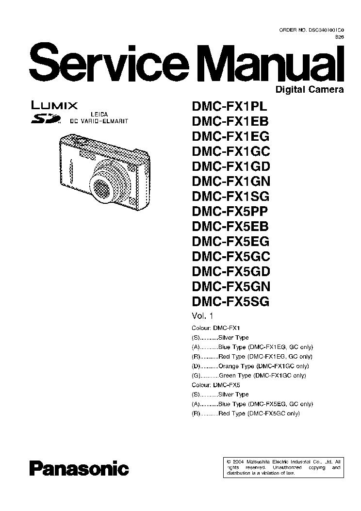 panasonic dmc fz8 service manual download schematics eeprom rh elektrotanya com