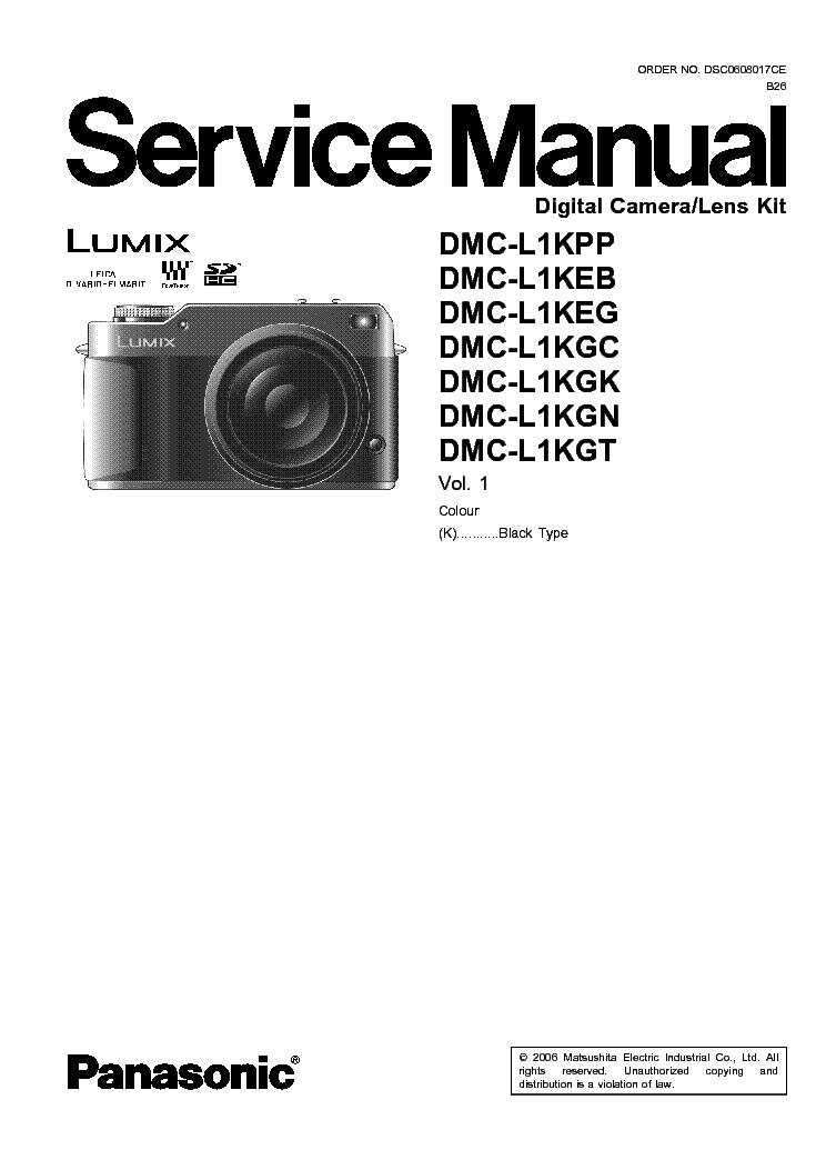panasonic dmc ls60 xx ls70 xx ls75 xx sm service manual download rh elektrotanya com Panasonic LS70 Accessories for LG L70