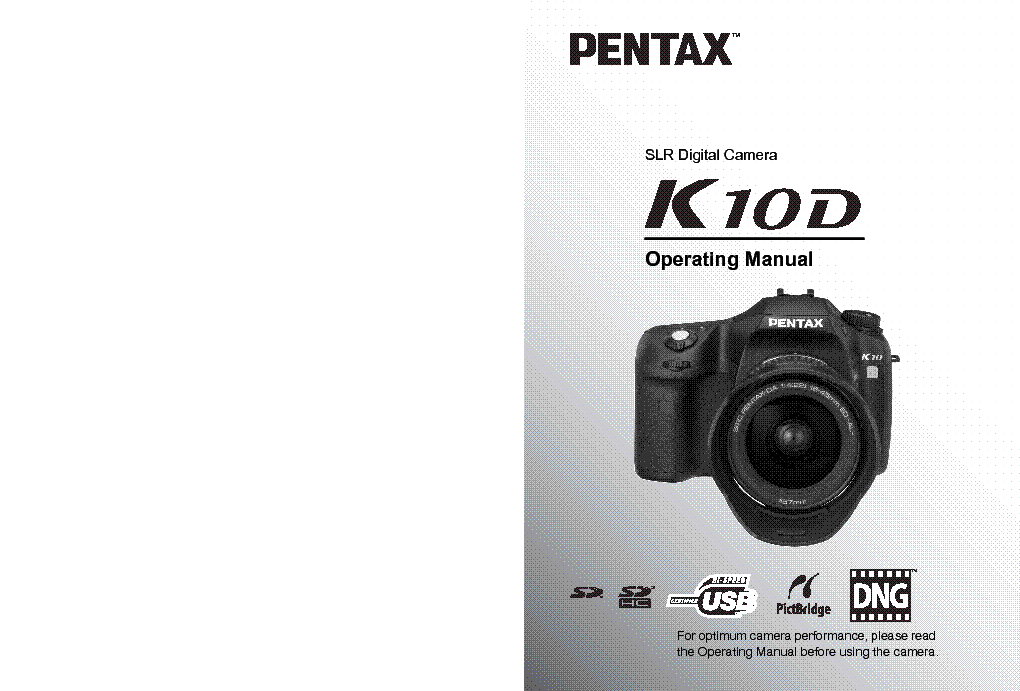 Pentax K 30 User Manual - skicomde