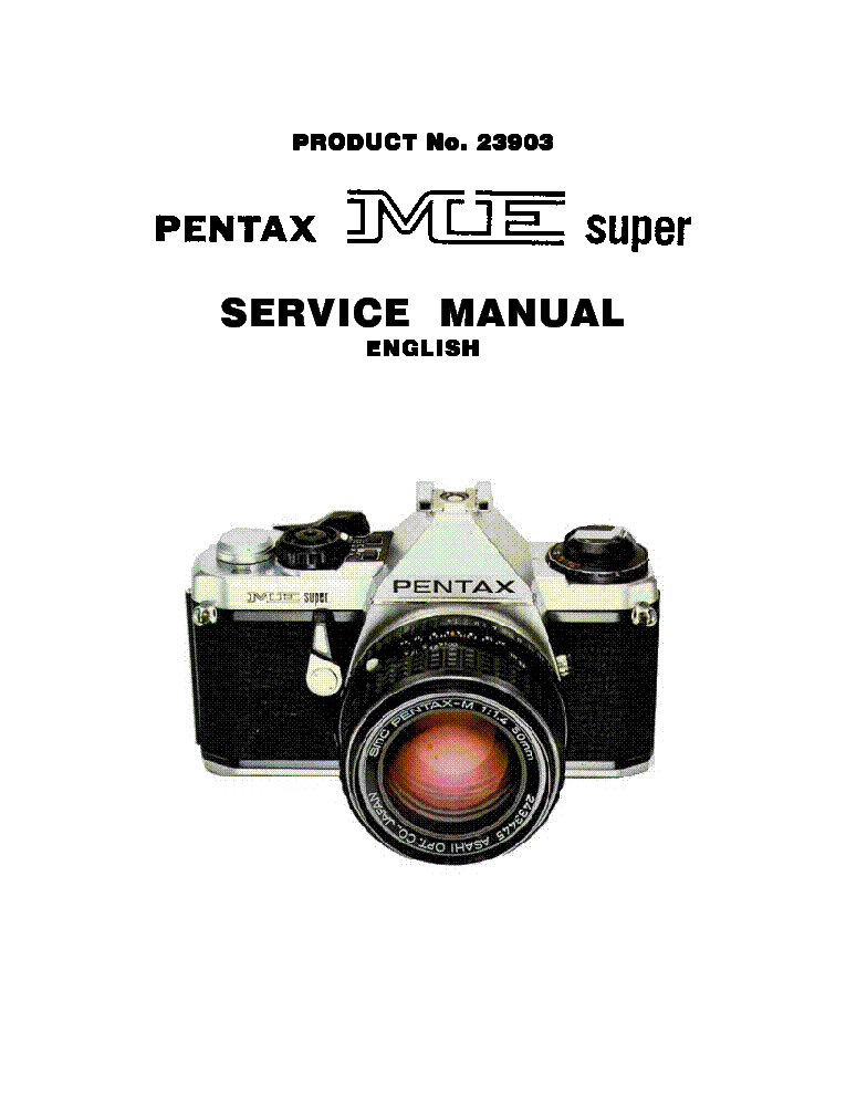 pentax me super service manual download  schematics  eeprom  repair info for electronics experts pentax 6x7 service manual pentax k100 service manual