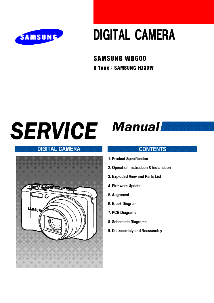 samsung hz30w manual pdf