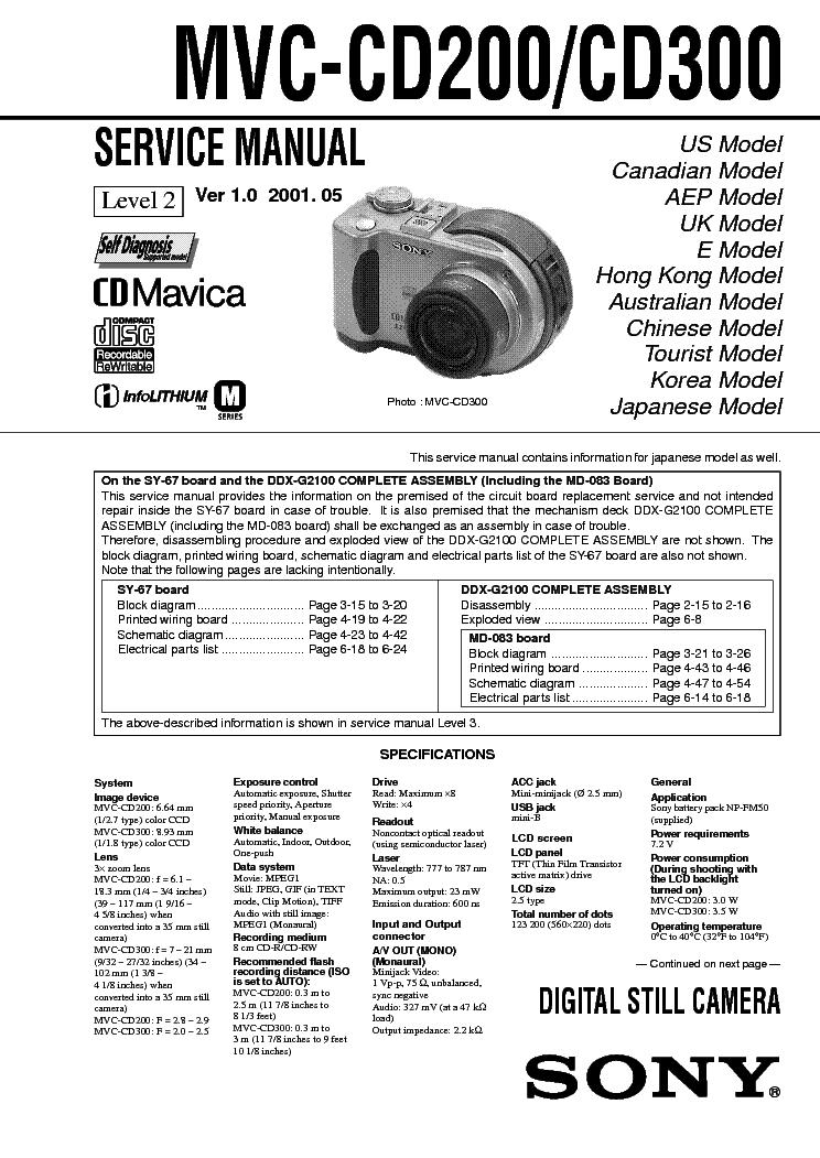 sony alpha 200 manual pdf