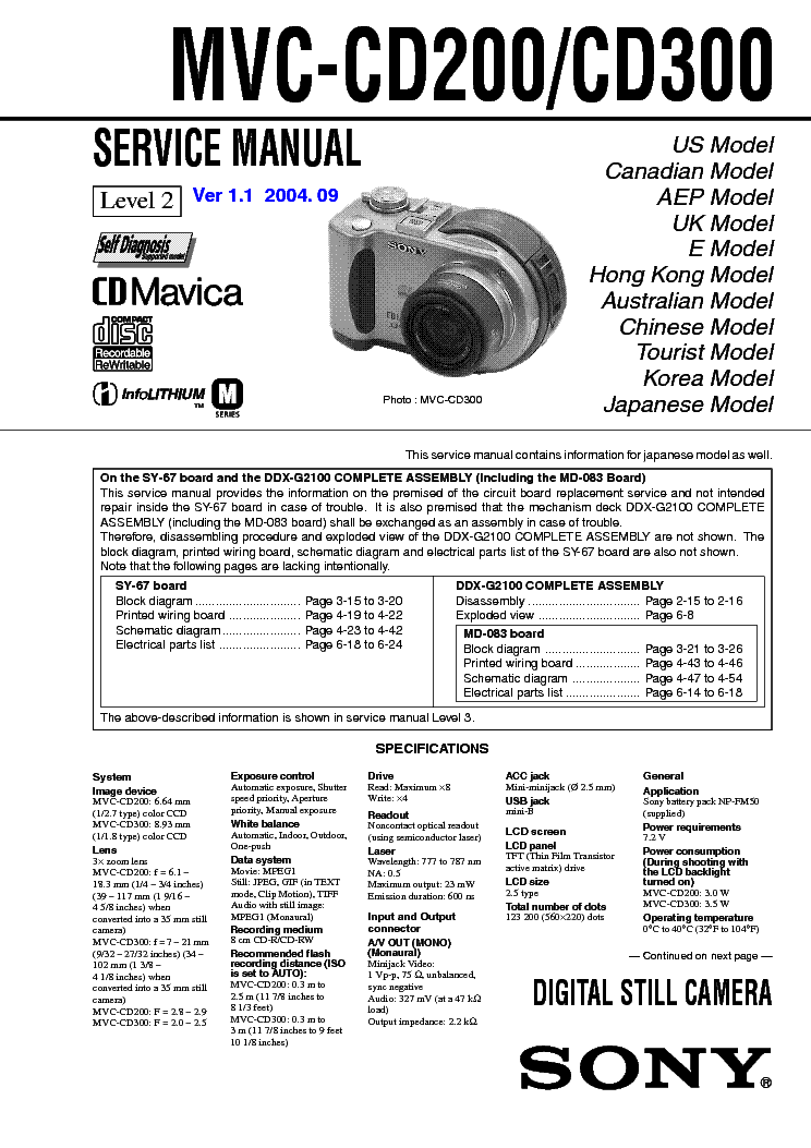 MVC CD200 DRIVER FOR MAC DOWNLOAD