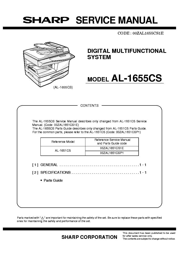 SHARP AL 1655CS TREIBER WINDOWS 7