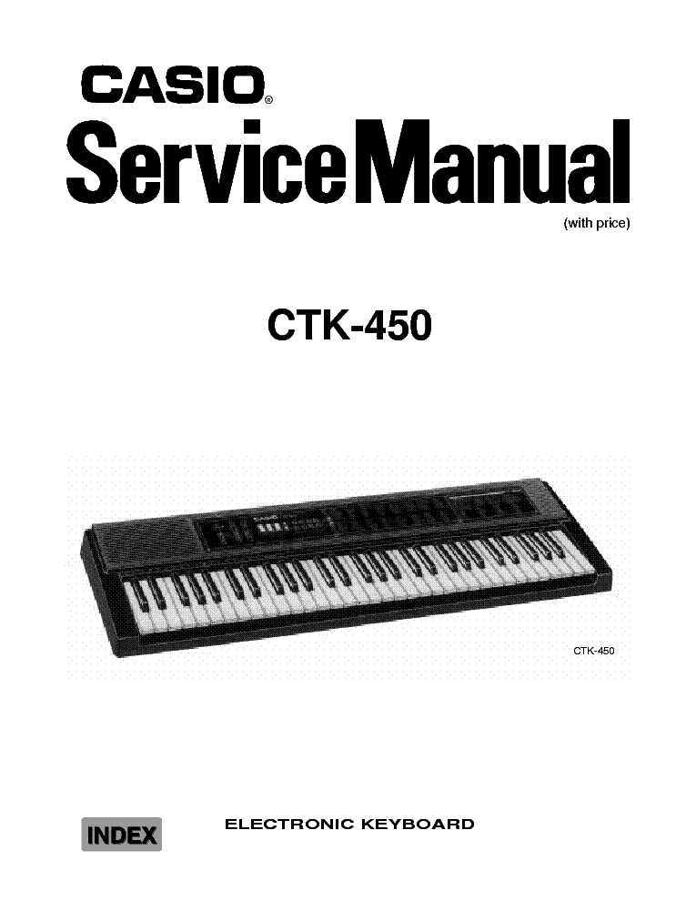 Used casio ctk-530 electronic keyboard $52. 00 | picclick.