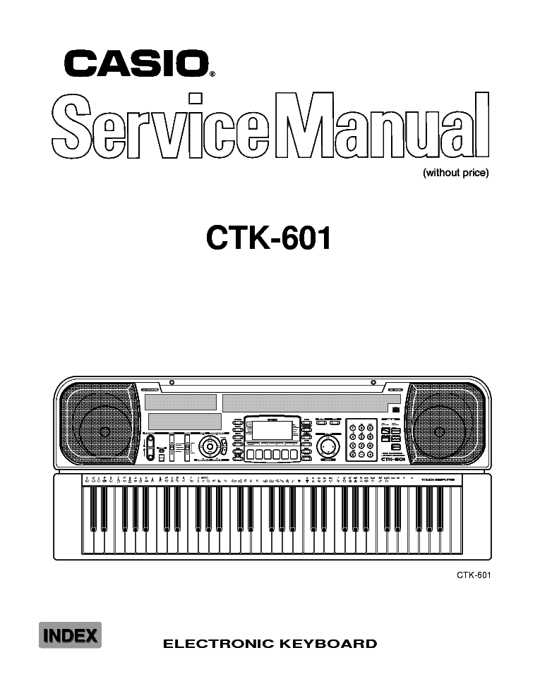 casio ctk 601 service manual download schematics eeprom repair rh elektrotanya com Casio CTK-401 Keyboard Manual Casio Electronic Keyboard