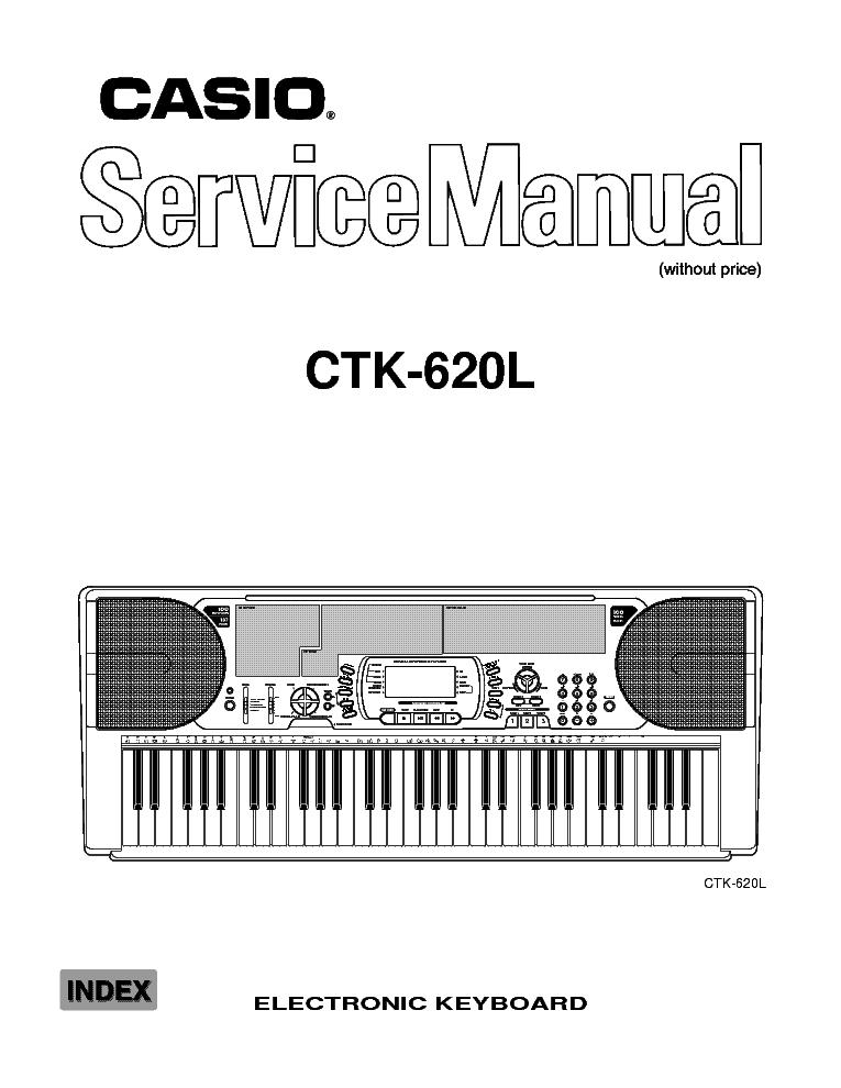 casio ctk 620l service manual download schematics eeprom repair rh elektrotanya com Electronic Keyboard Casio Ctk 671 Casio Ctk 451