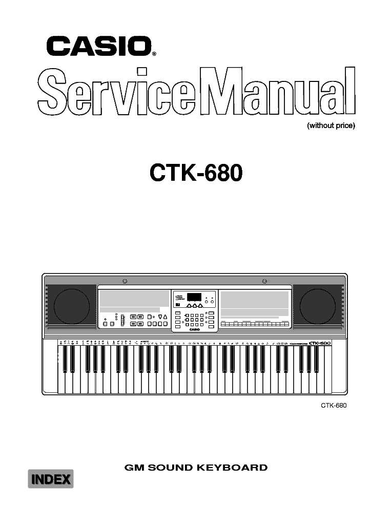 casio ctk 680 service manual download schematics eeprom repair rh elektrotanya com Casio CTK- 4200 Casio Keyboard CTK 591