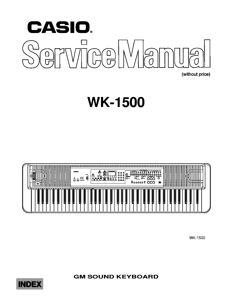 Image Result For Casio Wk Manual