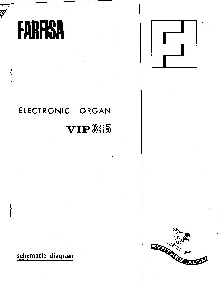 farfisa vip 345