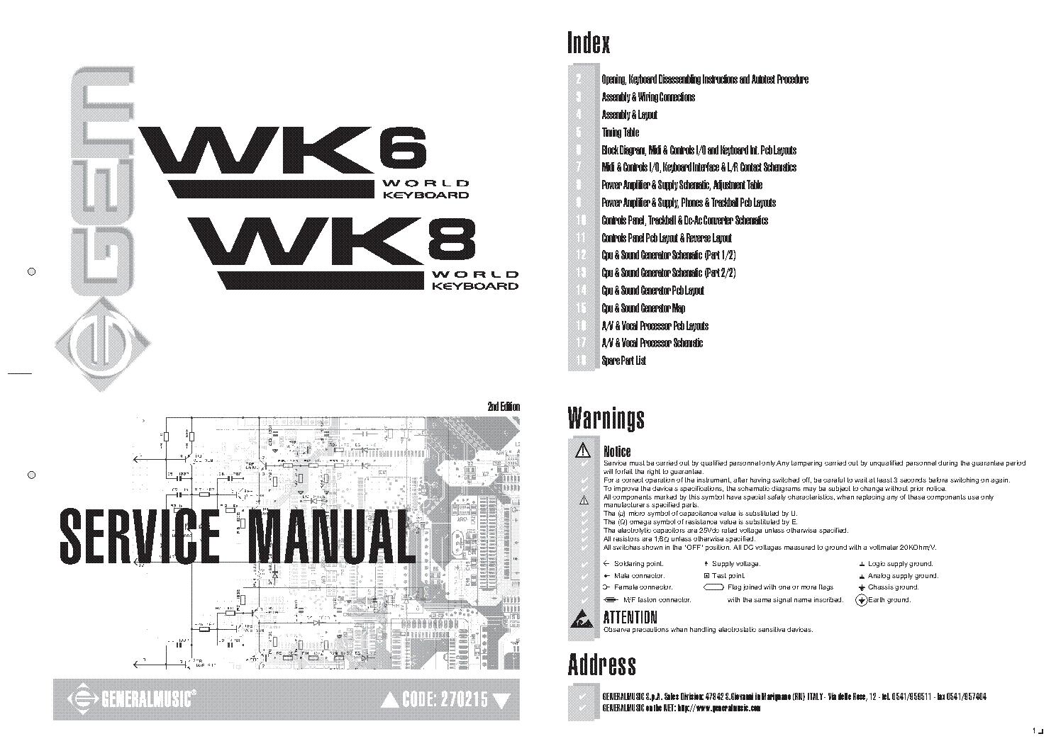gem wk6 wk8 sm service manual download schematics eeprom repair rh elektrotanya com gm service manual download gm service manuals free
