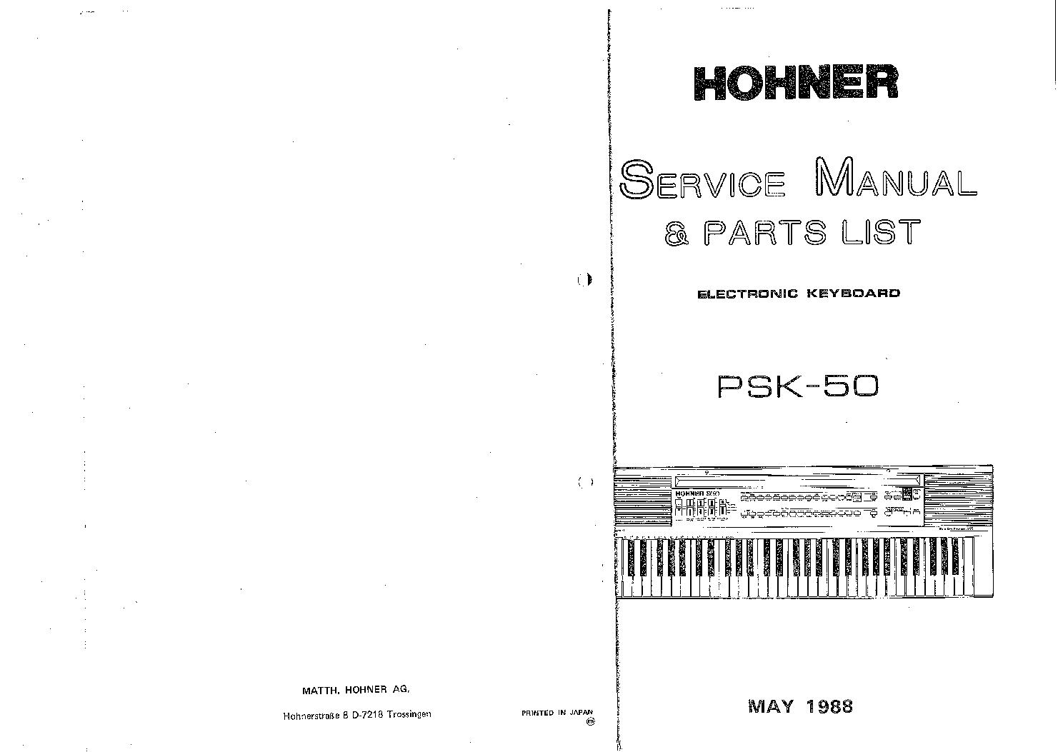 Niedlich Hohner Bassgitarre Schaltplan Bilder - Elektrische ...