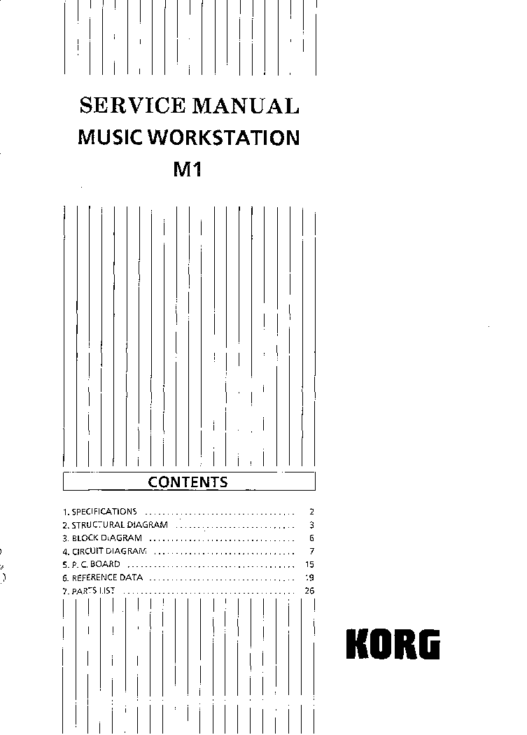 korg m1 sm service manual download schematics eeprom repair info rh elektrotanya com korg m1 service manual pdf korg m1 service manual download