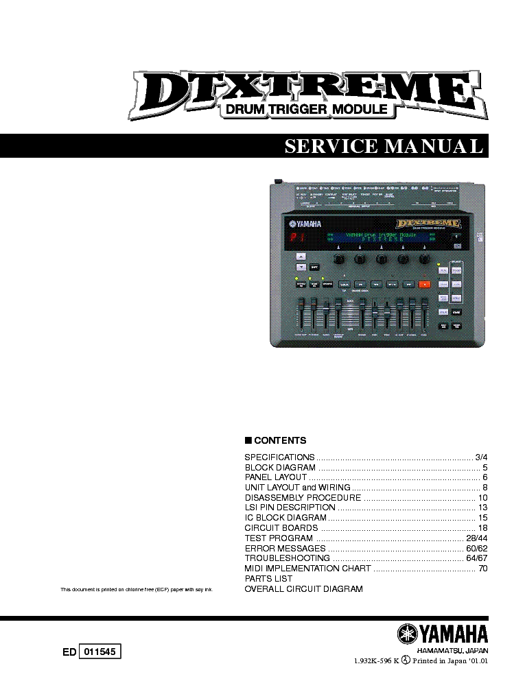 Yamaha Psr E453 Manual Pdf
