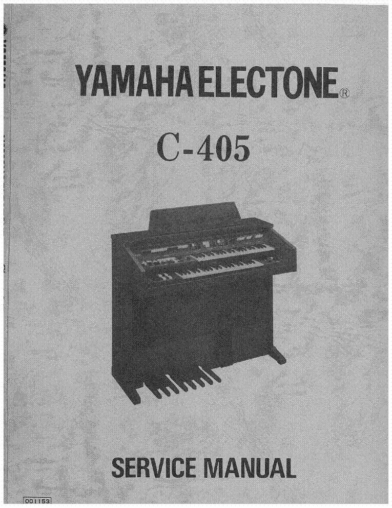 Yamaha dgx 230 ypg 235 service manual download schematics for Yamaha ypg 235 manual