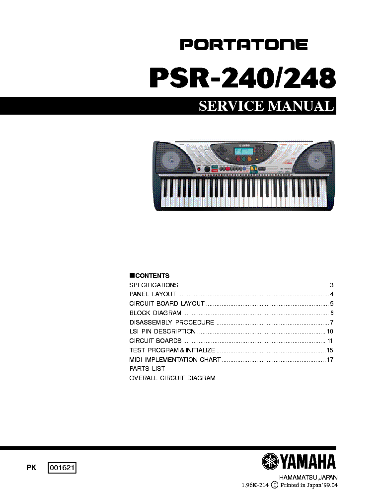 Yamaha Mm6 Manual Pdf