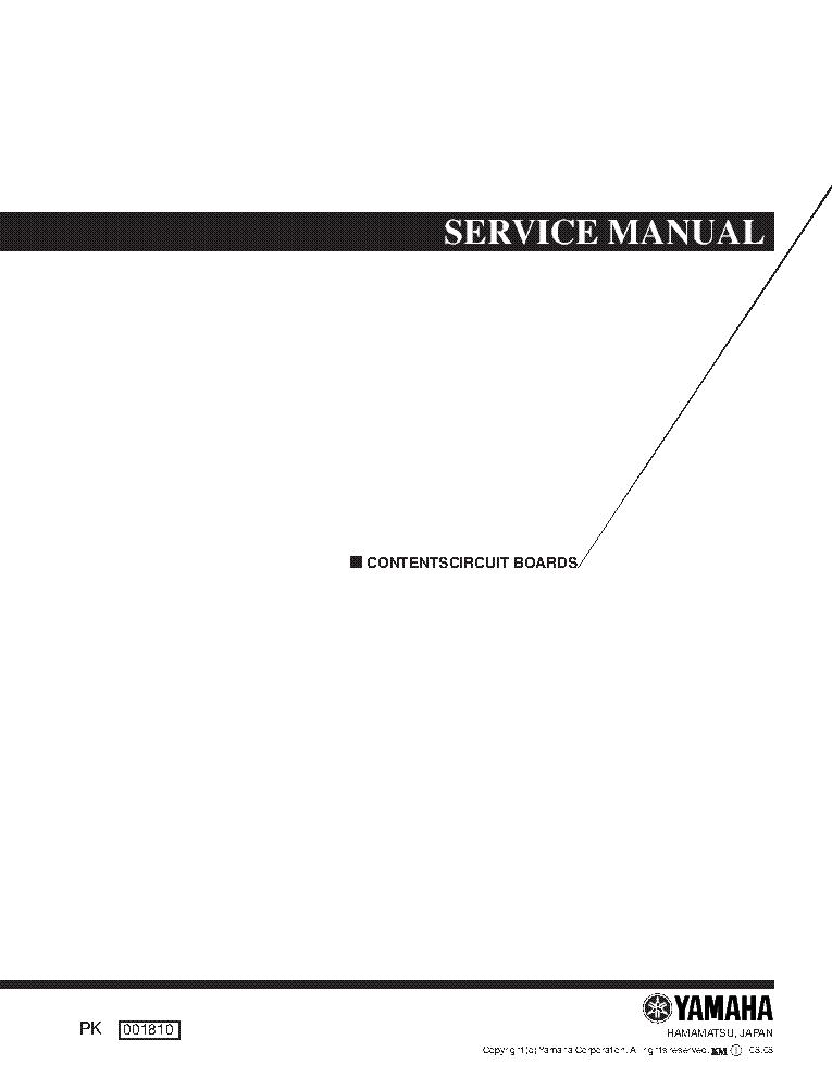 yamaha psr s550 b service manual download schematics eeprom rh elektrotanya com Mercedes S550 yamaha psr 550 service manual pdf