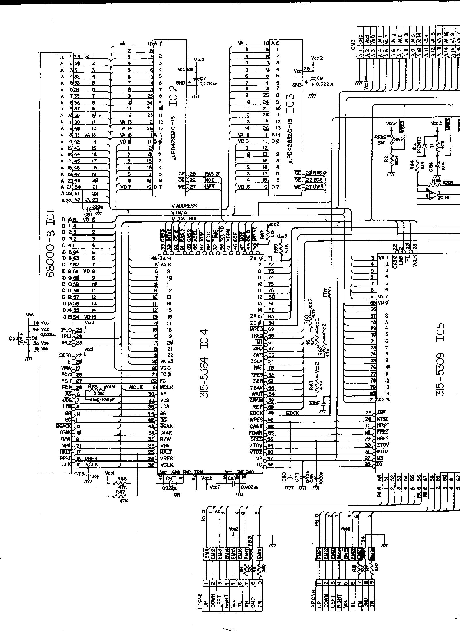 sega game gear va1 service manual download  schematics  eeprom  repair info for electronics experts