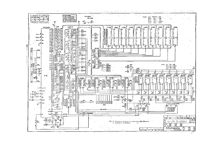NINTENDO SPACE-FEVER-COLOR Service Manual download, schematics ...